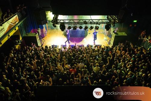 Kase.O + Foyone en Londres 19 de Mayo 2017