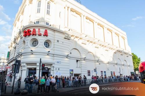 La Pegatina en Londres 10 de Junio 2017