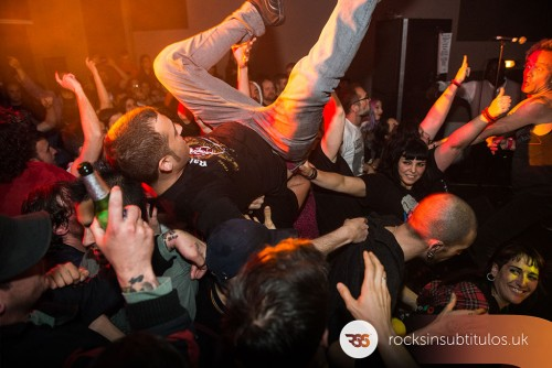 Lendakaris Muertos en Londres 29 de Abril 2017