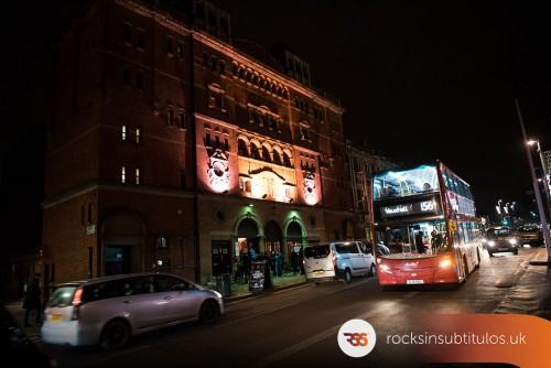 Loquillo en Londres 3 de Diciembre 2017