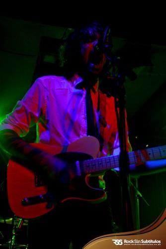 Lori Meyers en Londres 26 de Noviembre 2011