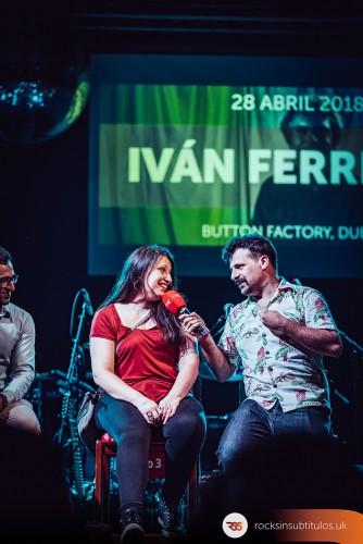 Lori Meyers en Londres 26 de Mayo 2018