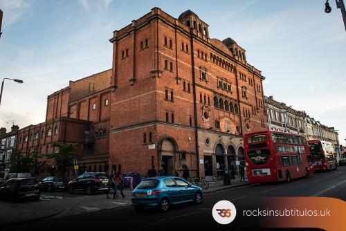 Manel en Londres 12 de Mayo 2017