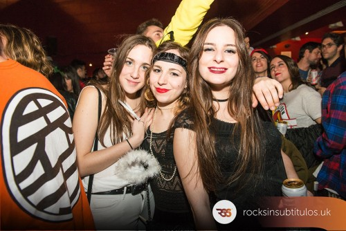 Mega Spanish Party 18 de Febrero 2017