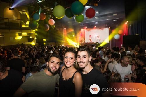 Mega Spanish Party en Londres 30 de Septiembre 2017