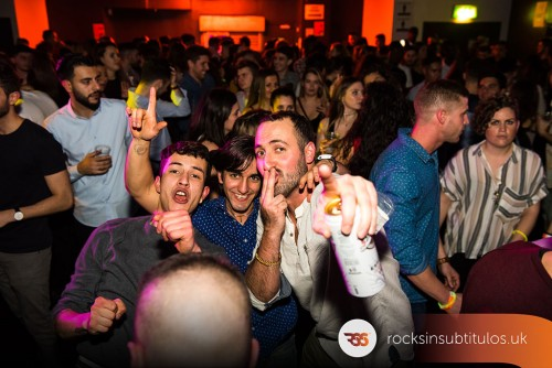 Mega Spanish Party en Londres 25 de Noviembre 2017