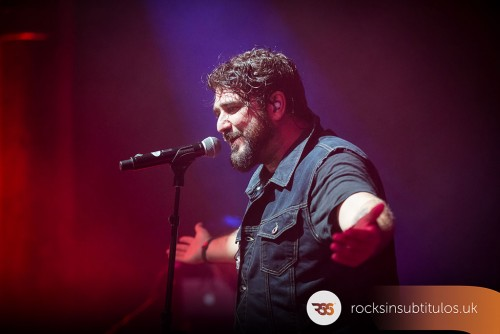 Antonio Orozco  19/05/2017