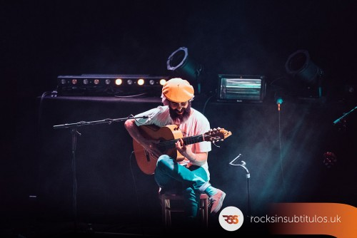 Juanito Makandé en Londres 20 de Octubre 2018