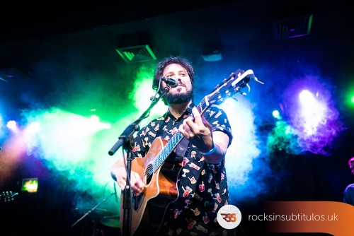 El Kanka en Londres 29 de Septiembre 2018
