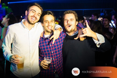 Mega Spanish Party en Londres 10 de Marzo 2018