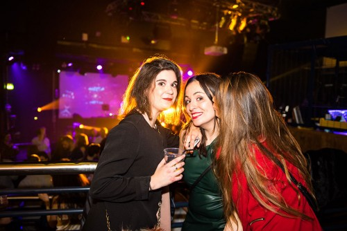 Mega Spanish Party en Londres 10 de Febrero 2018