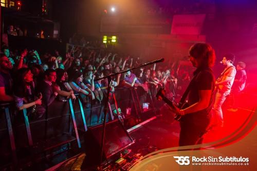 Supersubmarina en Londres 20 de Octubre 2012