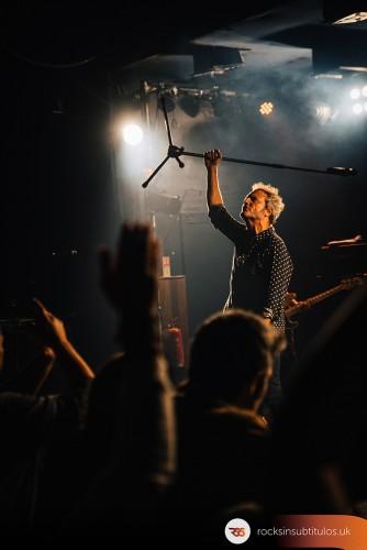 Tarque en Londres 28 de Septiembre 2019
