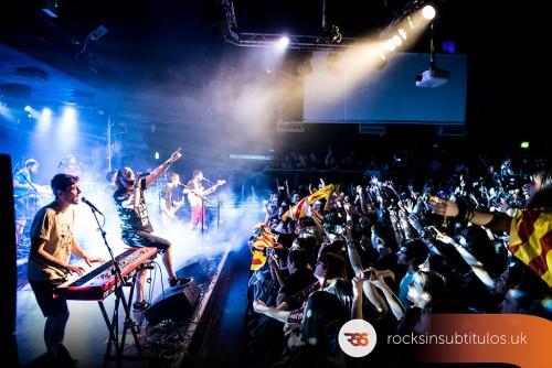 Txarango en Londres 10 de Marzo 2018